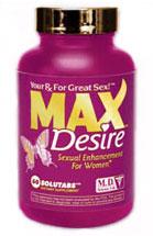 Max Desire